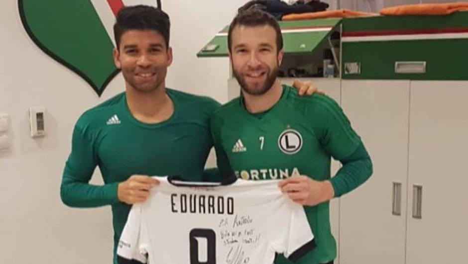 Eduardo je napustio Legiju: Slijedi povratak u Hrvatsku?