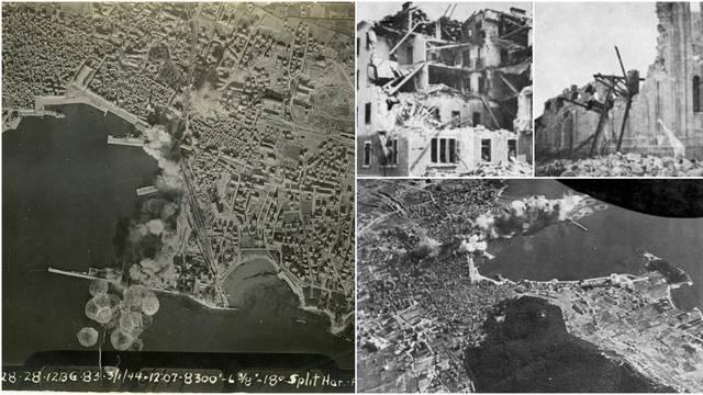Dan kad je na Split palo više od 600 bombi: 'Pljuvali smo žutu prašinu i u dimu tražili bližnje'