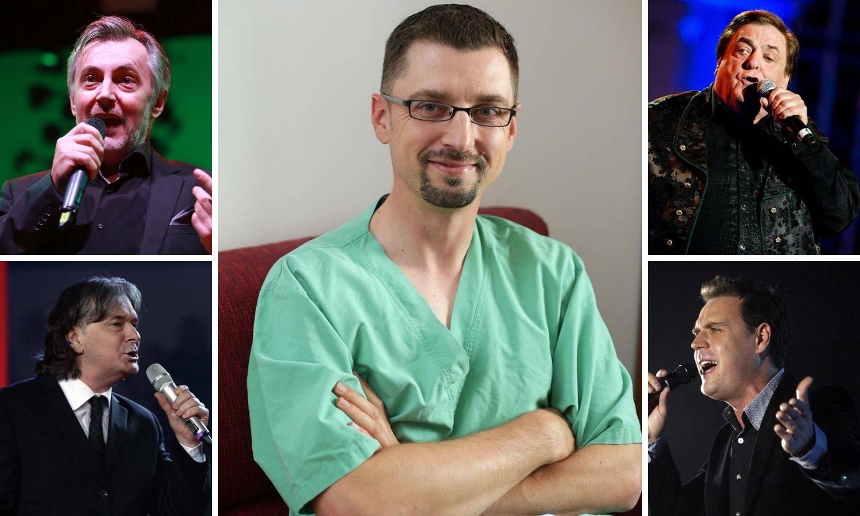 'On je čudotvorac, zbog njega sam tu': Hrvoje Gašparović je s timom obavio 4000 operacija