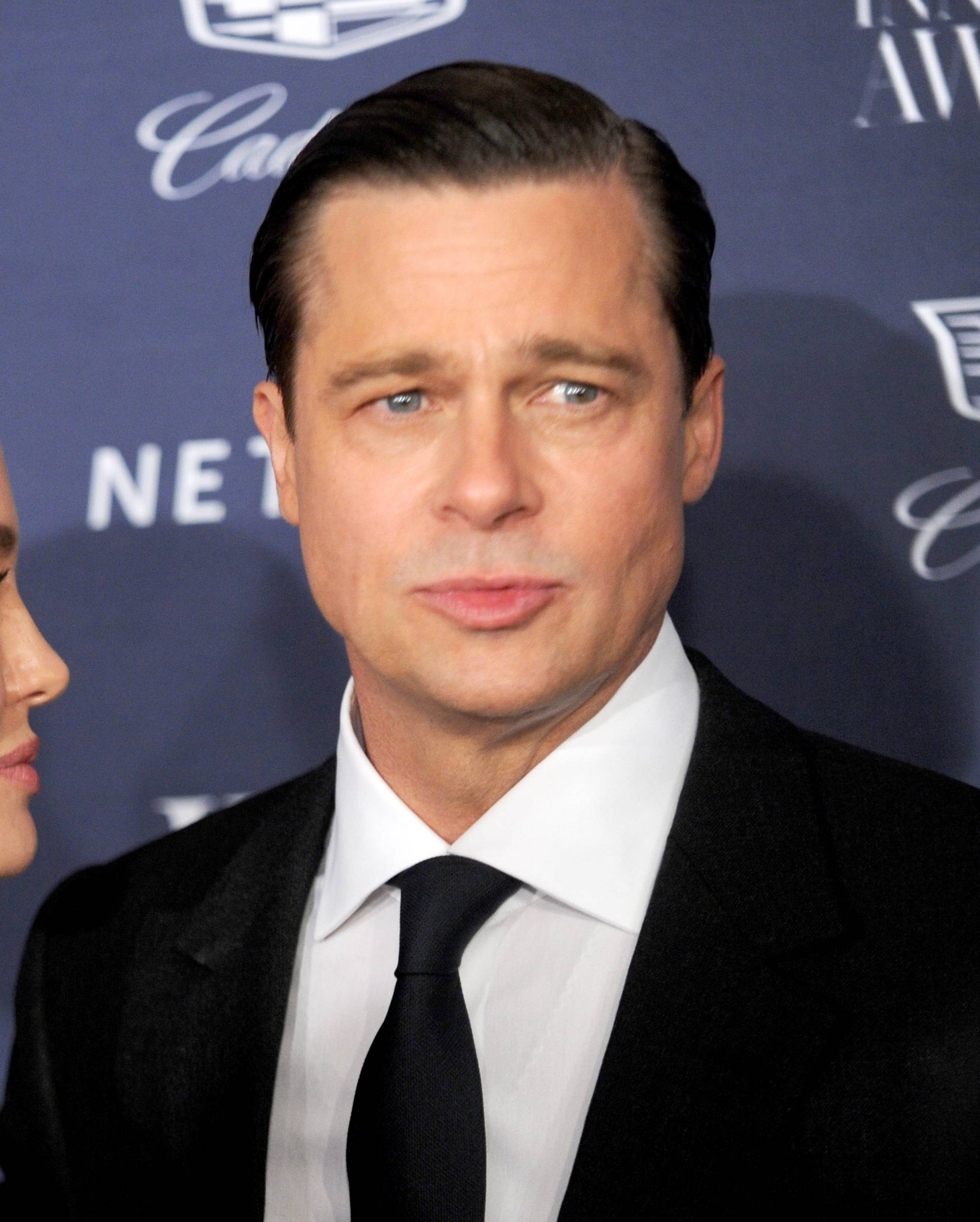 Angelina Jolie And Brad Pitt At Innovator Awards - NYC
