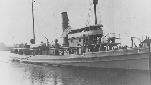 Nakon 95 godina pronašli su  remorker američke mornarice