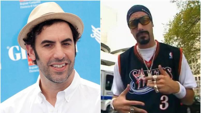 Sacha Baron Cohen potvrdio: Vraća se legendarni reper Ali G