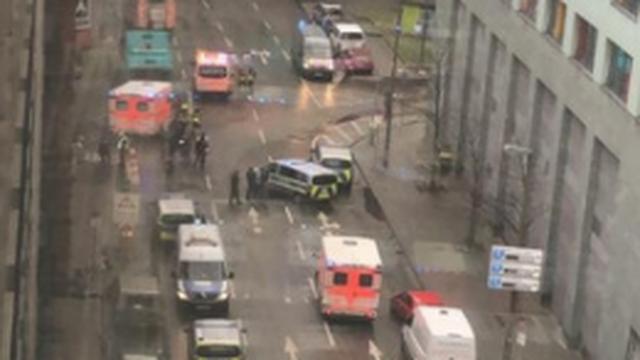 Napadač u Frankfurtu nožem je ozlijedio više ljudi: Uhitili su ga