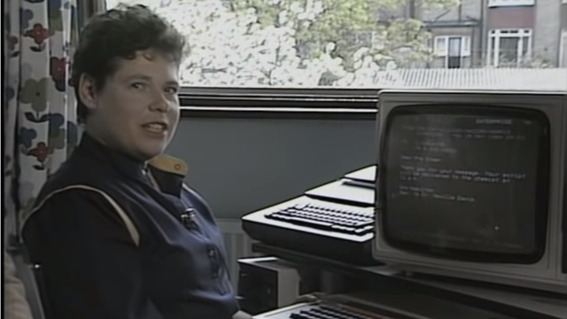 'Korak po korak': Evo kako se slao e-mail prije 30 godina