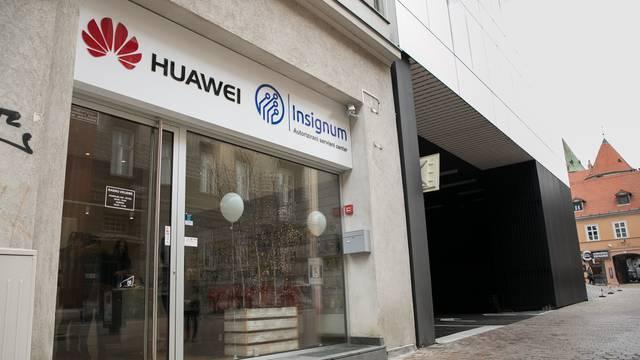 Brže do popravka: Huawei u Zagrebu dobio servisni centar