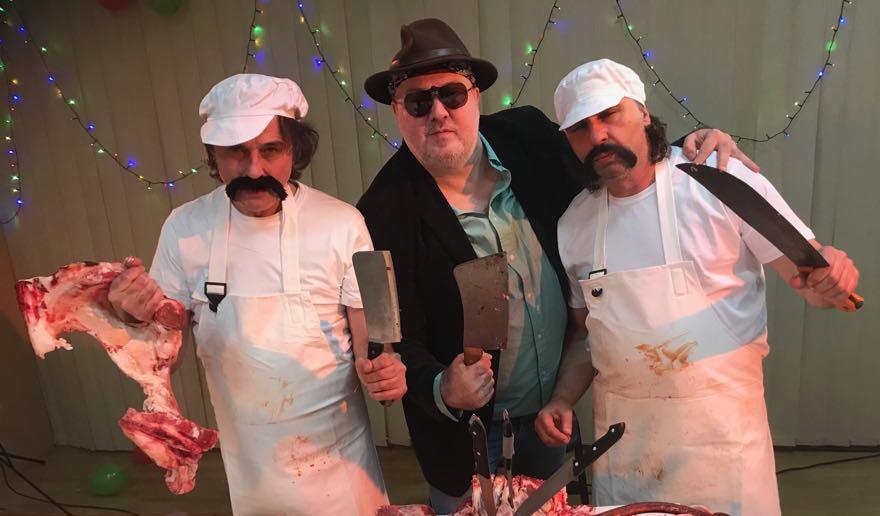 Mrle i Siniša Vuco su snimali spot u 'mesnici': Ovo nije šala