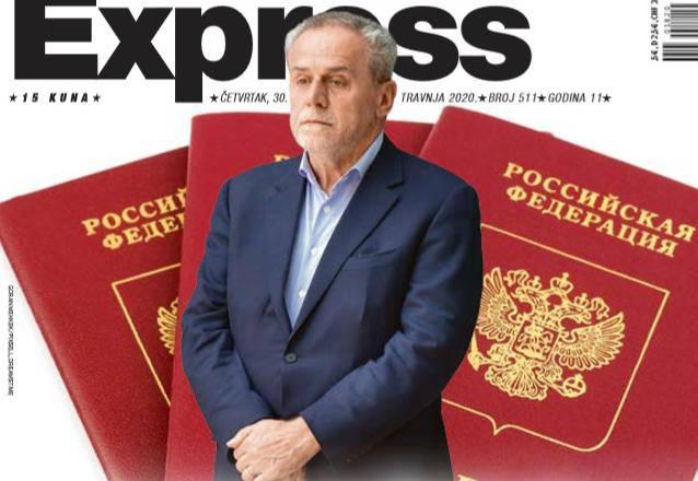 Bandićeva putovnica za bijeg: On bi rado i treće državljanstvo