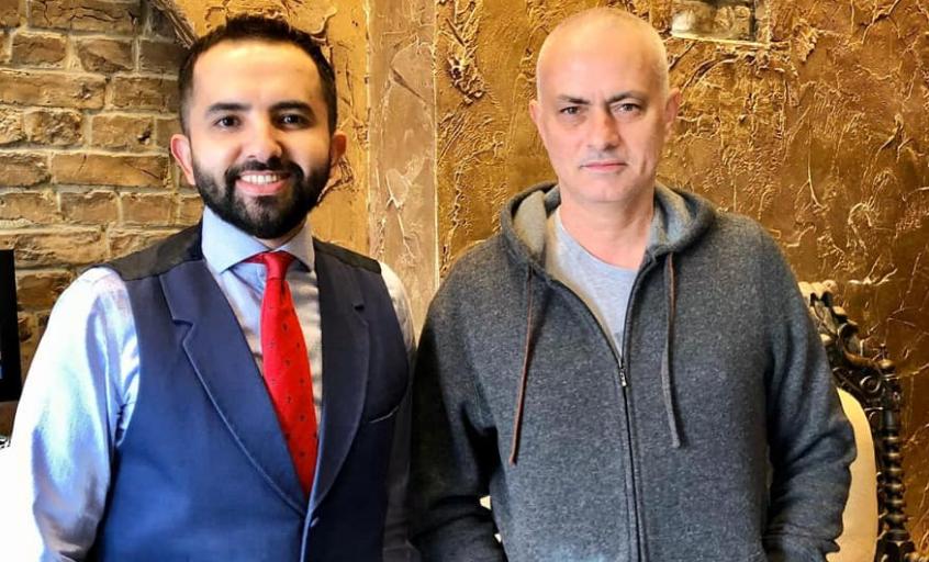 Special One sad je Shaven One: Mourinho se ošišao na ćelavo