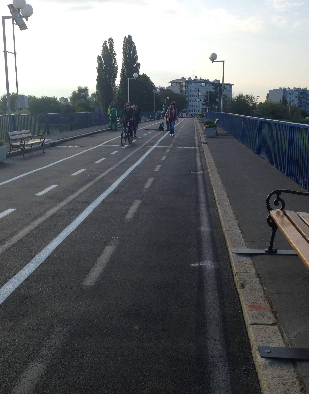 'A je to' ponovno u Zagrebu! Napravili stazu, pa je precrtali