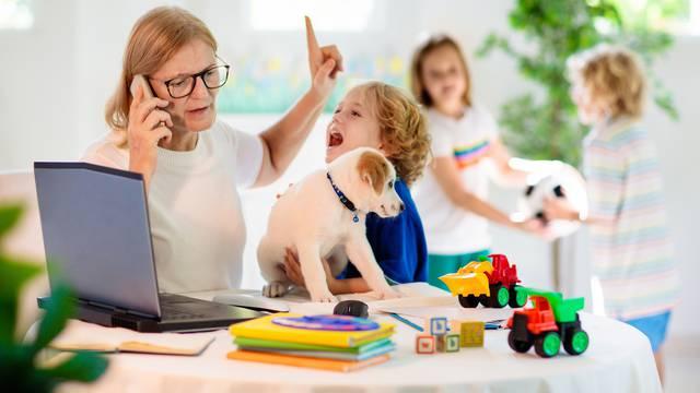'Rad od kuće briše granicu radnog i privatnog vremena'