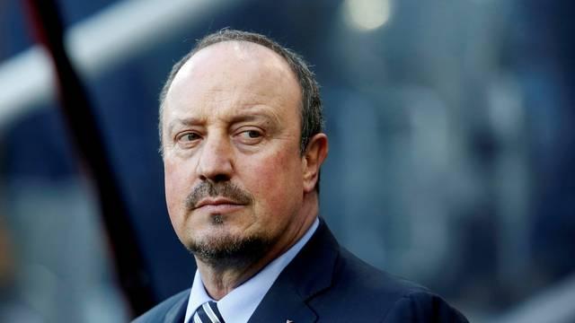 FILE PHOTO: Newcastle United manager Rafa Benitez