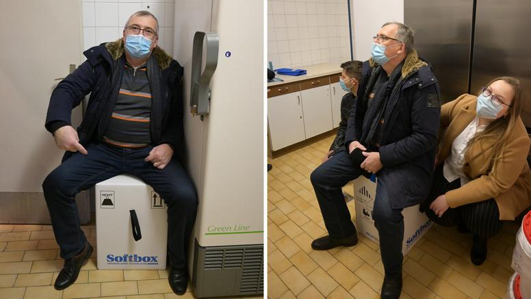 Oglasio se Capak: 'Žao mi je što je moja fotografija veća vijest od toga da je stiglo cjepivo'