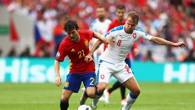 Spain v Czech Republic - Group D: UEFA Euro 2016