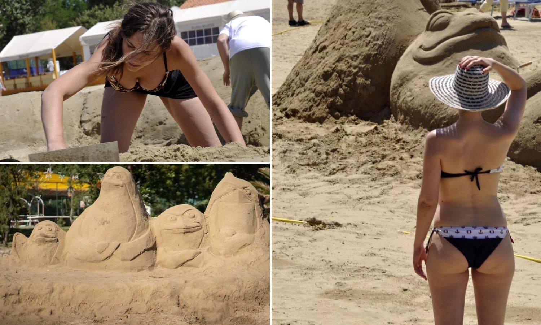 Mitska bića na Rajskoj plaži