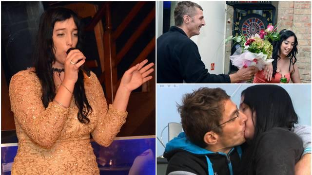 Nikolina Cvek ostala je sama: 'Pjevanje je moja jedina ljubav'