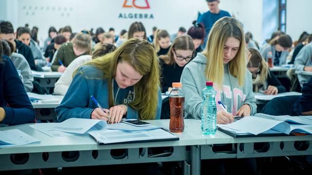 Algebra pripremni ispiri za DM
