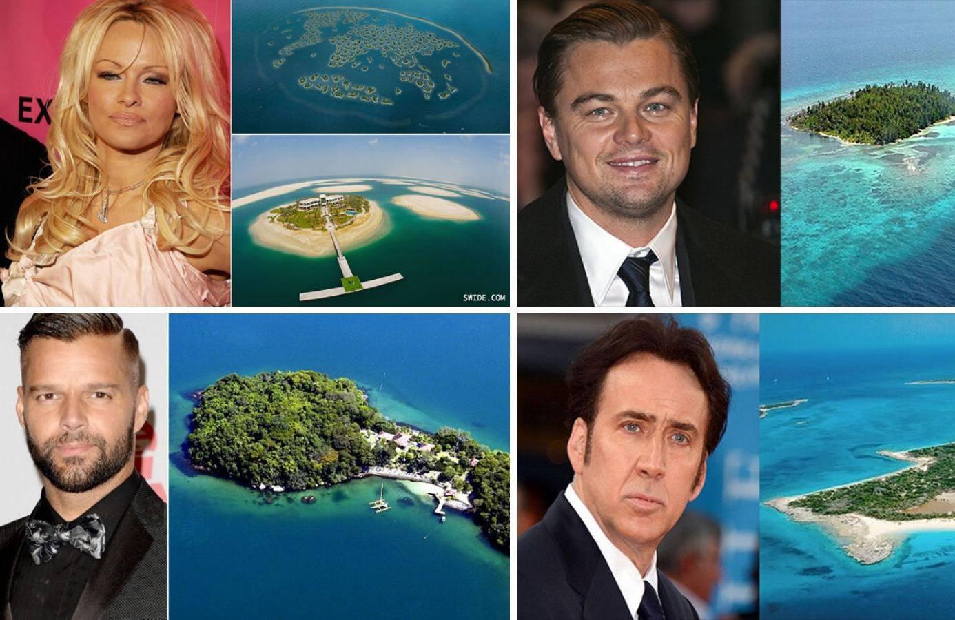 Bijeg od korone slavnima nije problem, oni imaju svoje otoke