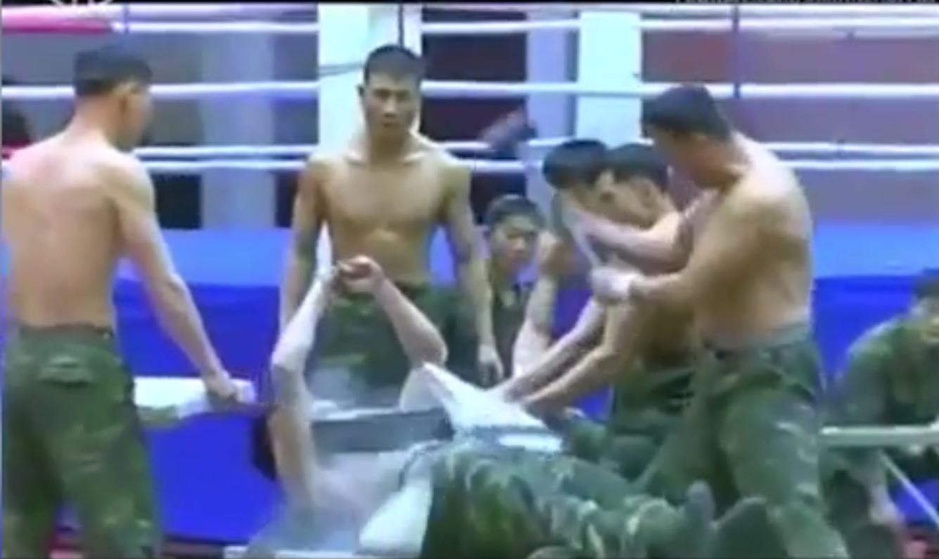 Nema labavo kod njih: Ovako izgleda vojna obuka u Sj. Koreji
