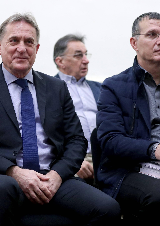 Zagreb: Nastavljeno suđenje Božidaru Kalmeti i drugima optuženima u aferi HAC-Remorker