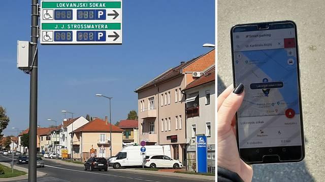 I Vukovarci pametno parkiraju: Aplikacija  zna gdje ima mjesta