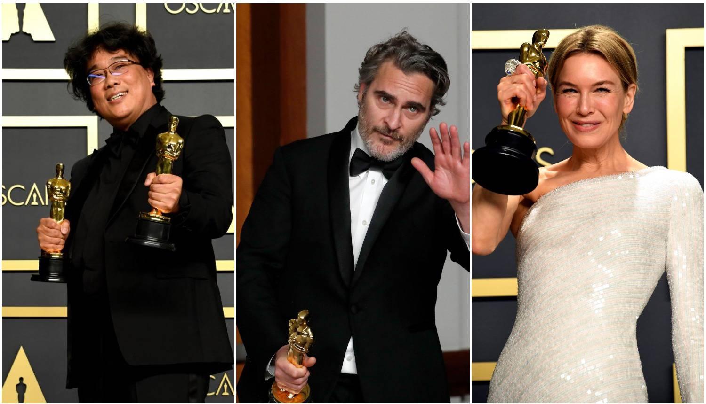 'Parazit' film godine, Phoenix i Zellweger su najbolji glumci...