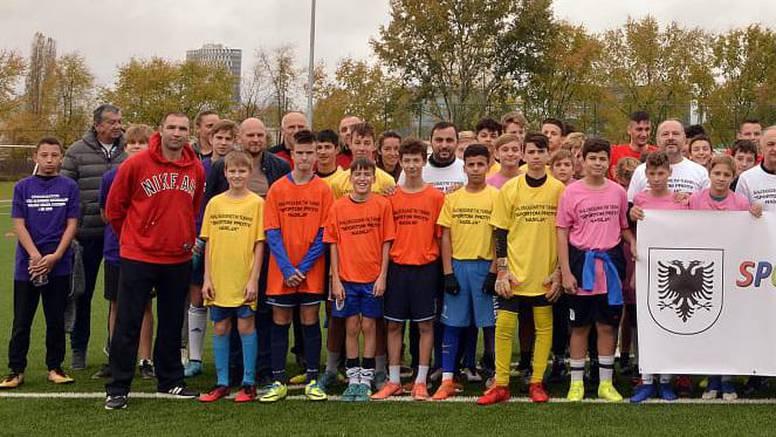 Albanci organizirali nogometni turnir: 'Nasilje nije rješenje...'