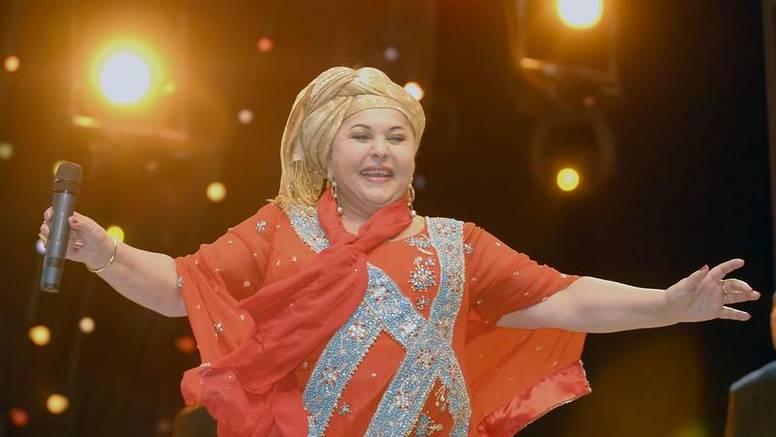 Rekorderka: Esma Redžepova na sceni je dugih 55 godina