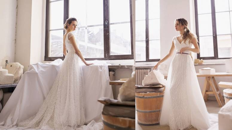 Alduk otkriva nove vjenčanice u stilu ležernog bijelog glamura