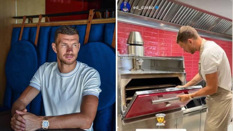 Džeko večeras otvara restoran u Dubrovniku: Tu sam kao doma