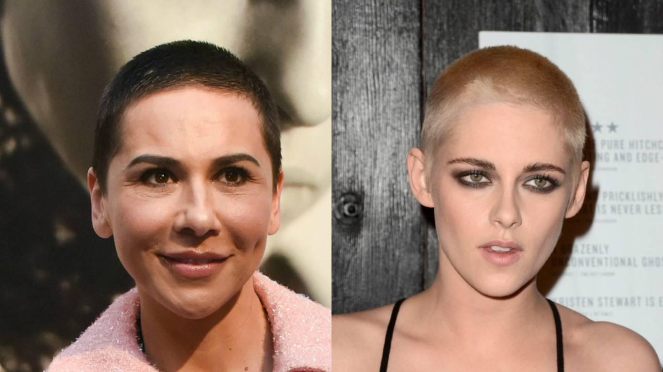 Trend: Nakon Borne i Kristen Stewart pokazala ćelavu glavu