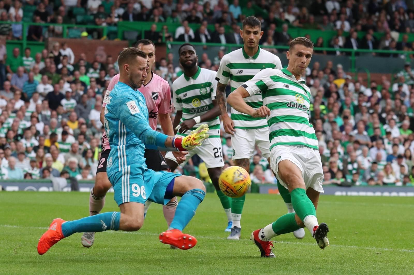 Celtic v Nomme Kalju - UEFA Champions League - Second Qualifying Round - First Leg - Celtic Park