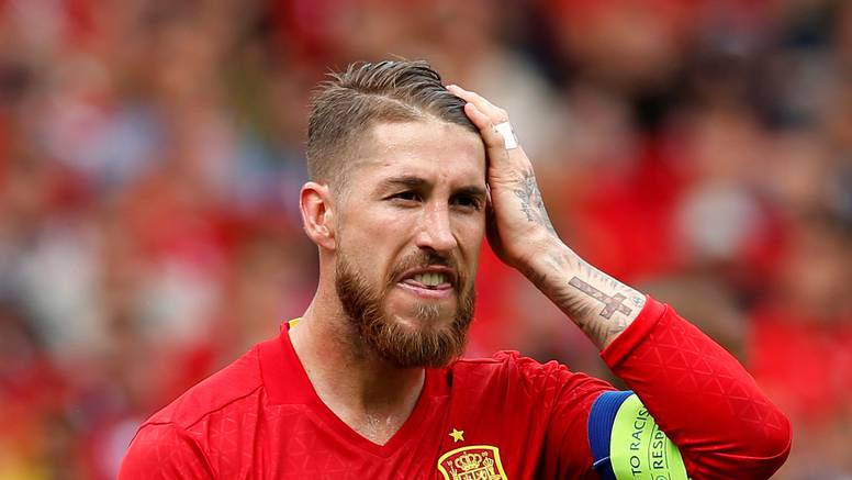 Kapetan Ramos izvisio: 'Furia' ide na Euro bez Realovih igrača!