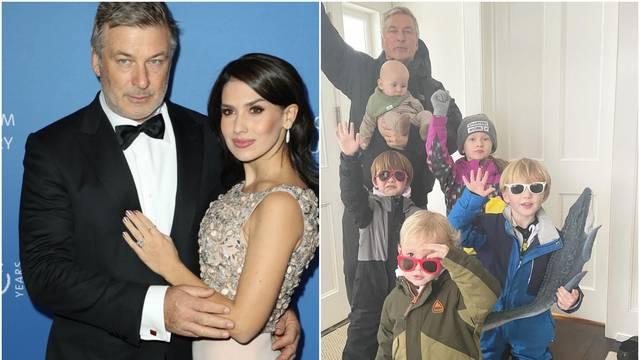 Baldwin sreću pronašao s 26 godina mlađom, zajedno imaju šestero djece: 'Oni su mi sve'