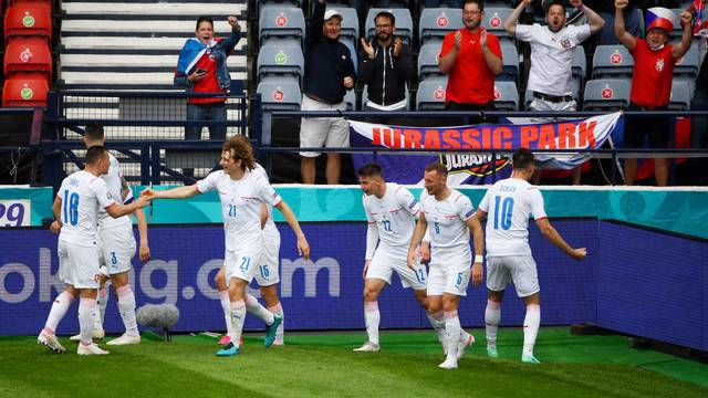 Euro 2020 - Group D - Scotland v Czech Republic