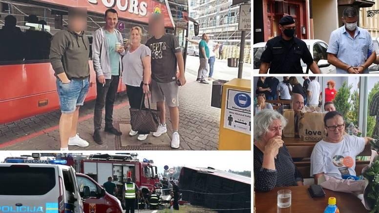 Slikao se s obitelji, sjeo u bus i poginuo: 'Pred očima su nam umirali putnici. Bože, zašto?'