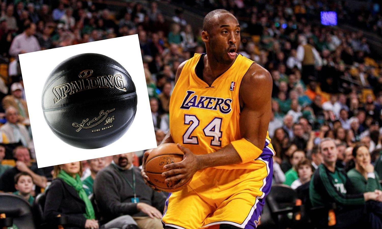 Izrađena je lopta Kobeju u čast