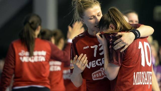 Koprivnica: Utakmica četvrtfinala Kupa EHF-a, Podravka Vegeta - Herning Ikast