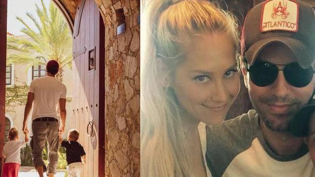 Stariji brat odao tajnu: Enrique i Anna dobili su treće dijete?