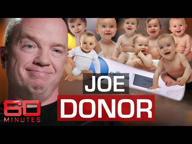 Donor sperme Joe Donor