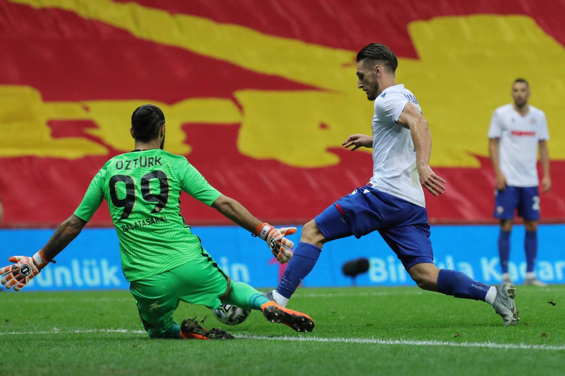 Oproštaj od Europe i za Hajduk: Splićani hrabro pali u Istanbulu!