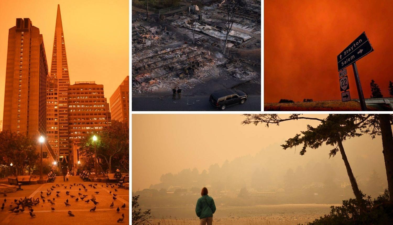 Apokalipsa u SAD-u: Svakih 30 minuta izgori površina od oko 1000 nogometnih terena...