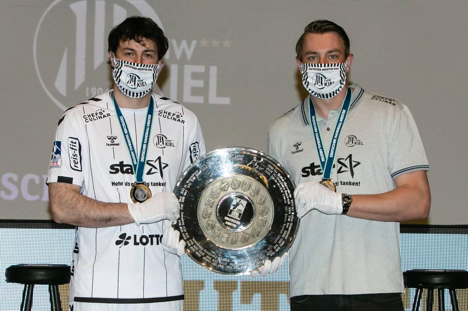 Master bowl for the THW Kiel
