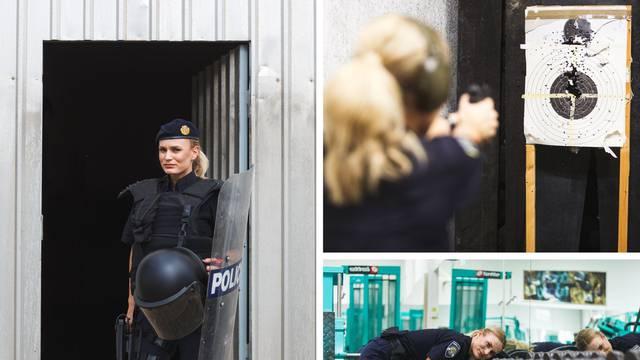 Interventna policajka: Teško onima koji bježe - sve ih ulovim