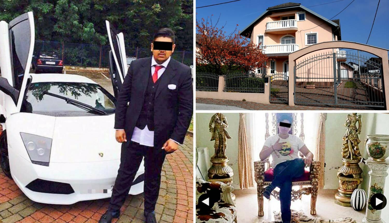 Vole luksuz: Krali u Njemačkoj, a trošili su novac u Hrvatskoj