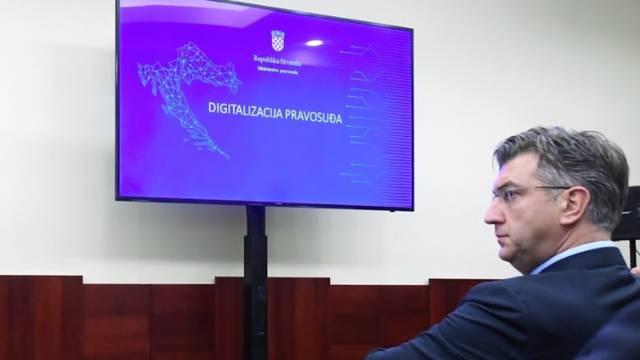 Digitalizaciju na sudovima vode informatičari plaćeni 3900 kn