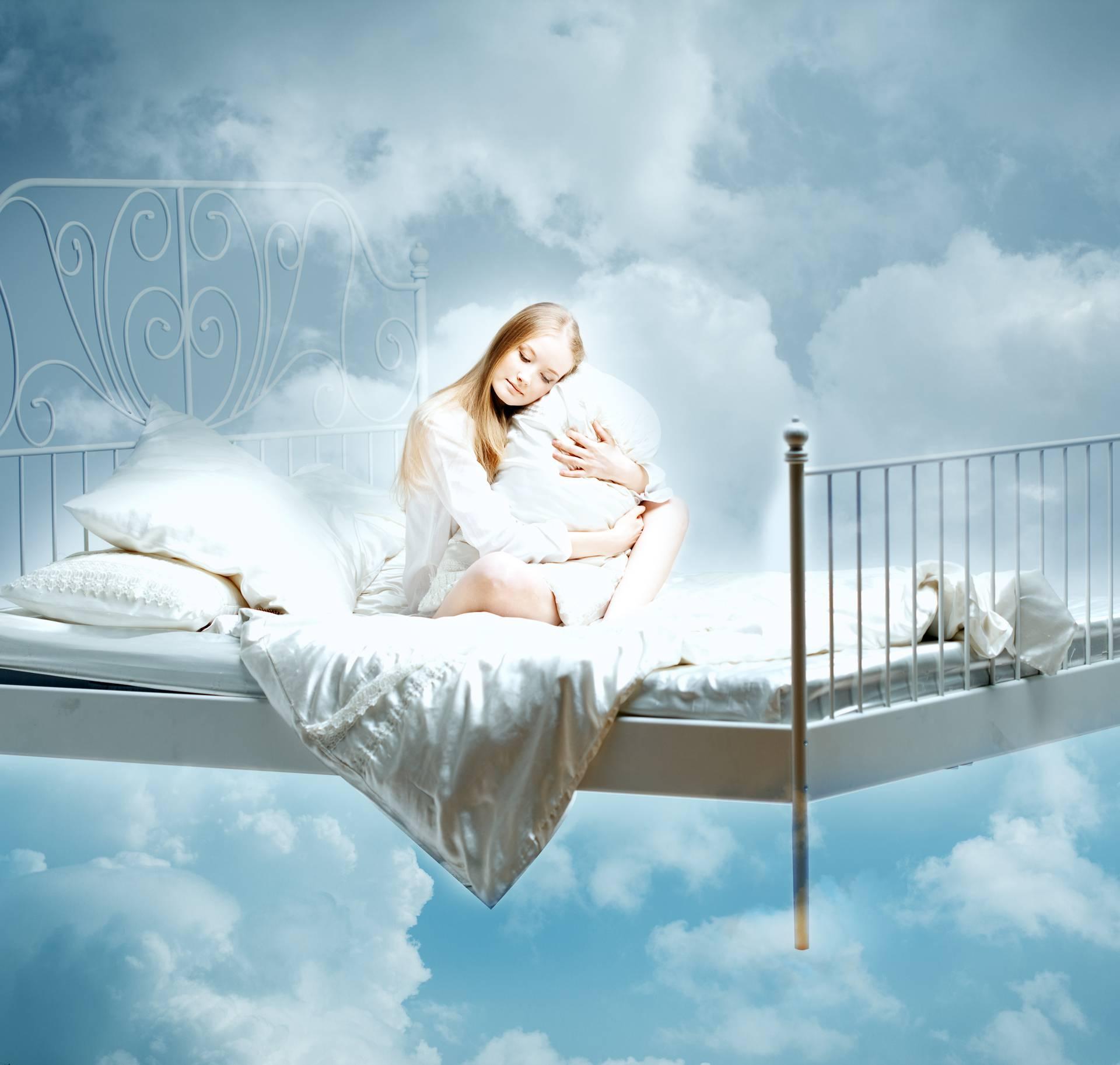 Često sanjate isti san i ne znate zašto? Evo što to doista znači...