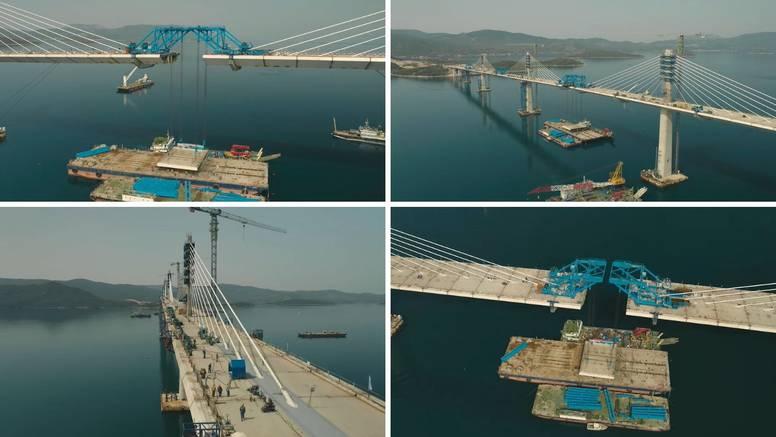 Pogledajte video: Kako su tekle pripreme za spajanje mosta