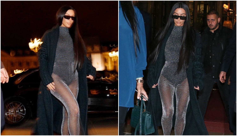 Kim modnim gafom razočarala fanove: 'Neukusna si i kičasta'