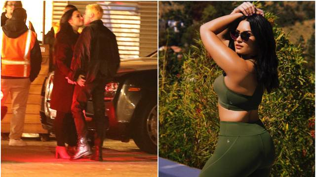 Demi Lovato ima novog dečka: Tijekom večere se stalno ljubili