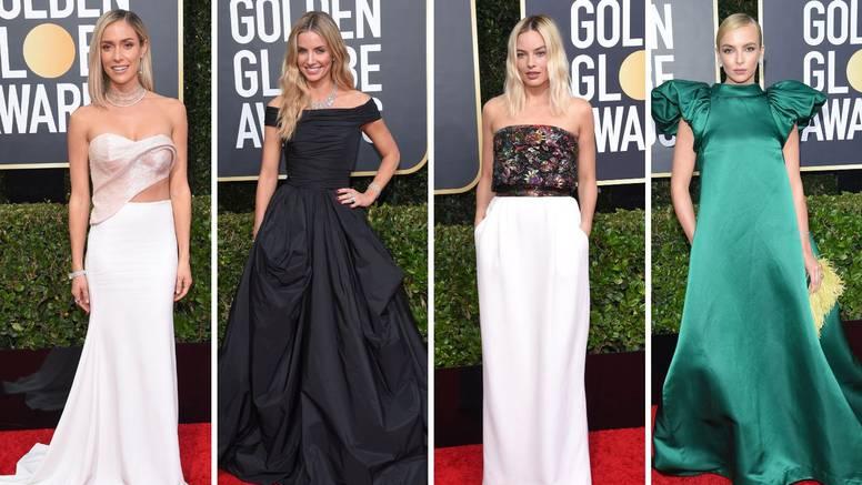 10 najljepših haljina sa Zlatnog globusa: Margot, Charlize, Cate